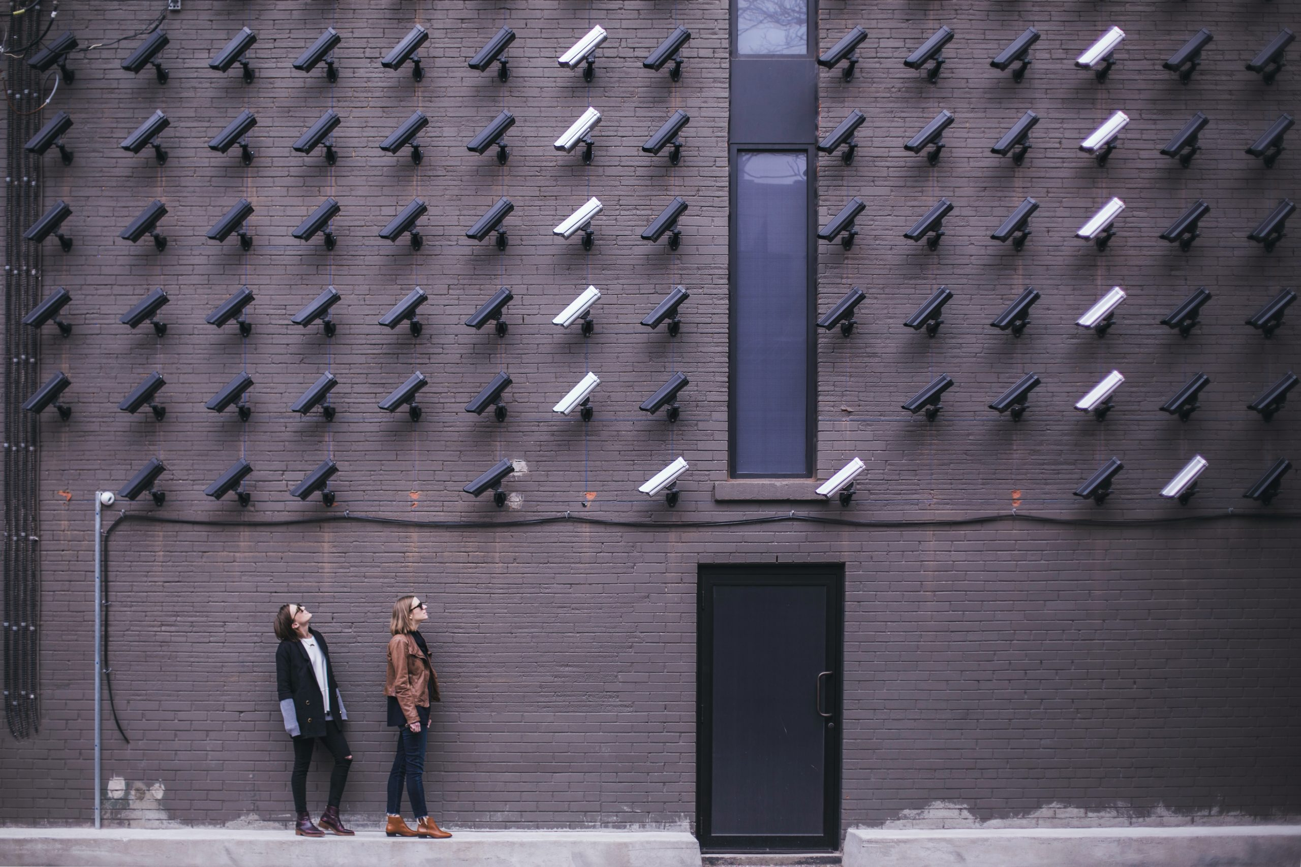 cctv camera's with fixed static ip